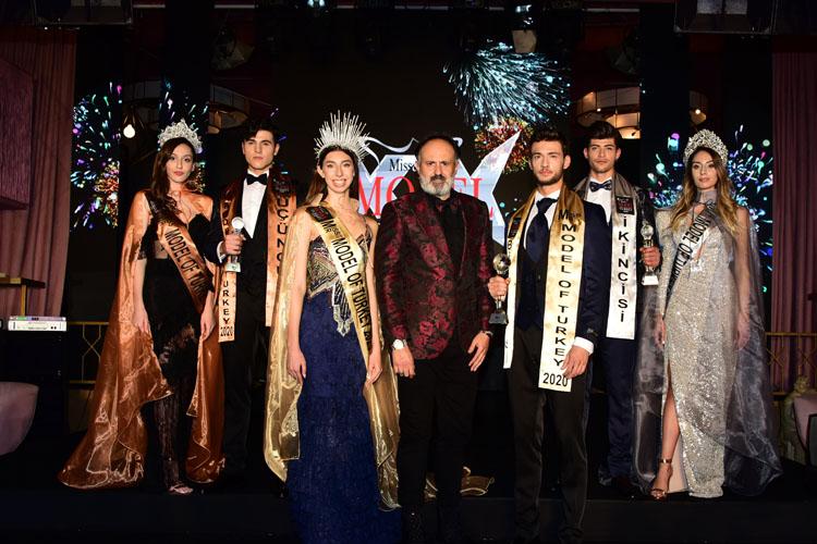 VİDEO HABER/Miss & Mr Model of Turkey 2020 Finali Şık Bir Törenle Gerçekleşti