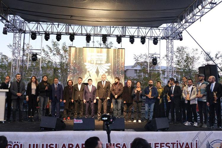 3'üncü Bingöl Uluslararası Kısa Film Festivali'nde Ödül Kazanan Filmler Belirlendi