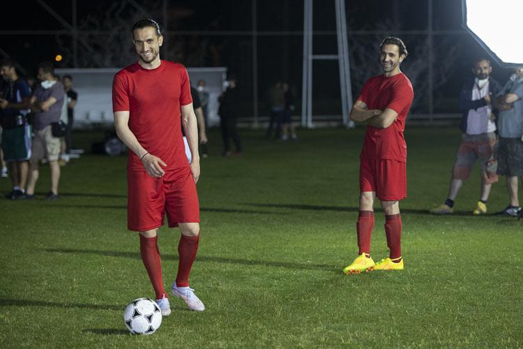 Yemeksepeti'nin Yeni Reklam Yüzü Milli Futbolcumuz Yusuf Yazıcı Oldu