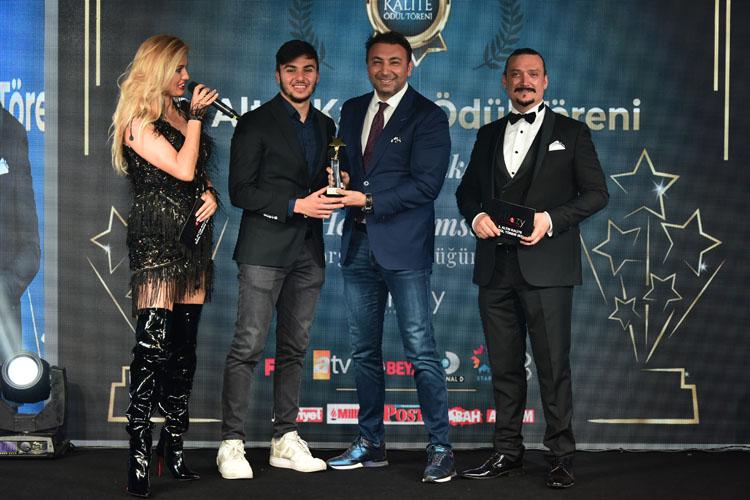 Altın Kalite Ödülleri Sahiplerini Buldu