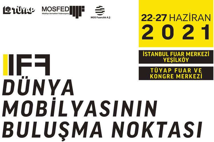 Türkiye'de İlk Defa İki Fuar Merkezinde Aynı Anda ''İstanbul Mobilya Fuarı''
