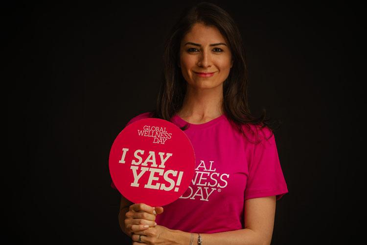 Bir Gün Tüm Yaşamınızı Değiştirebilir:  Global Wellness Day - 12 Haziran Cumartesi