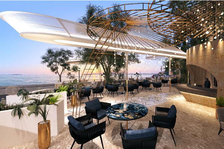 """Merit Grubu'ndan Girne Limanına Dünya Mutfağı """"Nima"""" Açılıyor"""