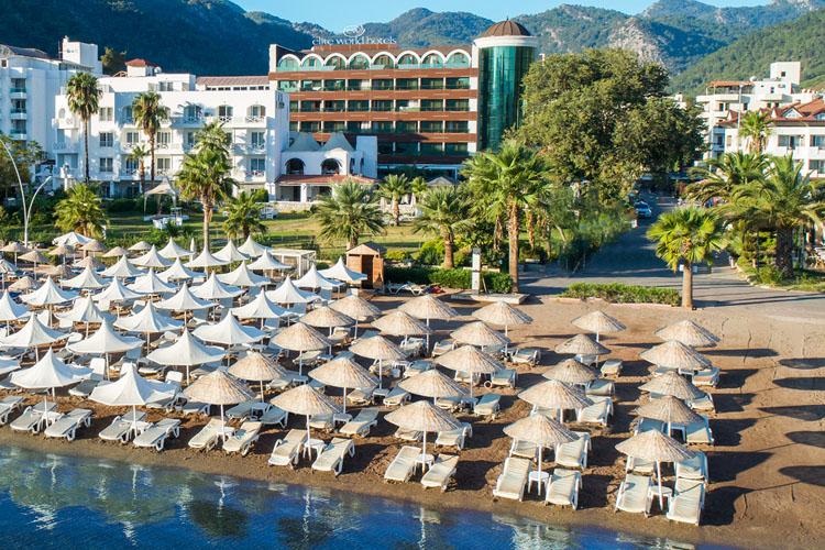 Elite World Marmaris Hotel 2021 Yaz Sezonunu Açıyor