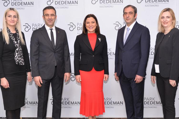 Kastamonu'nun İlk ve Tek Uluslararası Markalı Oteli Park Dedeman Kastamonu Açıldı