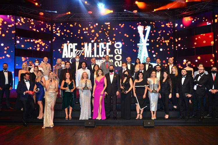 VİDEO HABER/ACE of M.I.C.E Turizmin En İyilerini Ödüllendirdi