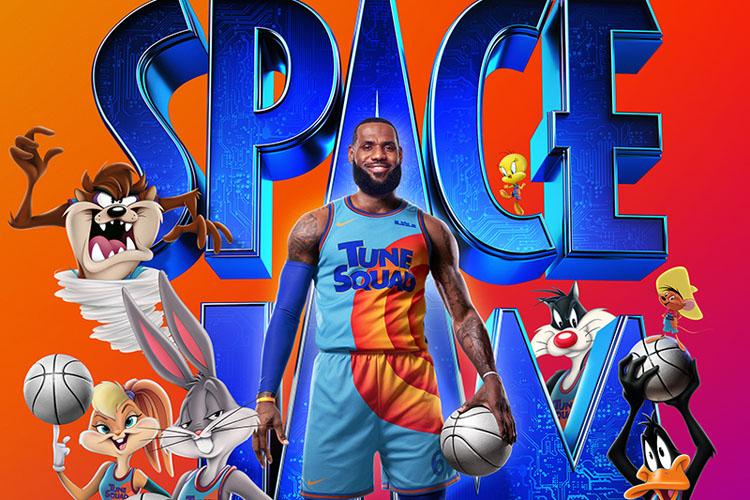 Lebron James ve Looney Tunes Karakterlerinin Macerası Space Jam: Yeni Efsane İzleyicilerden Tam Not Aldı