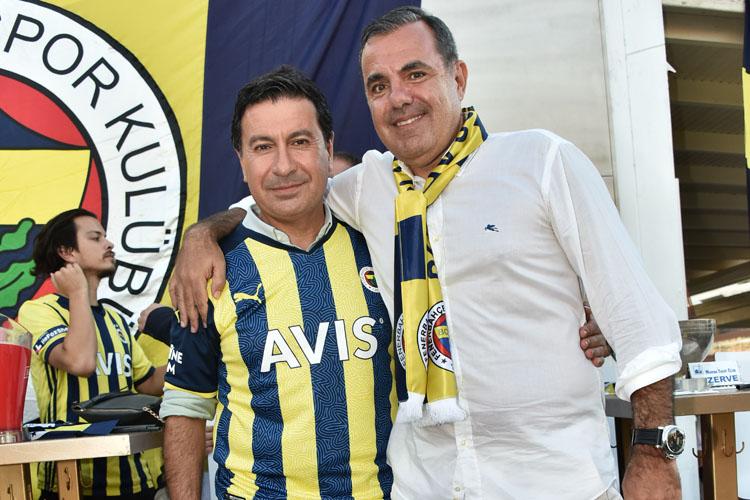 Dünya Fenerbahçeliler Günü Bodrum Fenerbahçeliler Derneği Başkanı Mert Sayın'ın Ev Sahipliğinde Bodrum'da Kutlandı