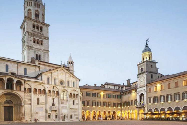 İtalya'nın Mutfağı Efsane Büyülü Şehri; Modena