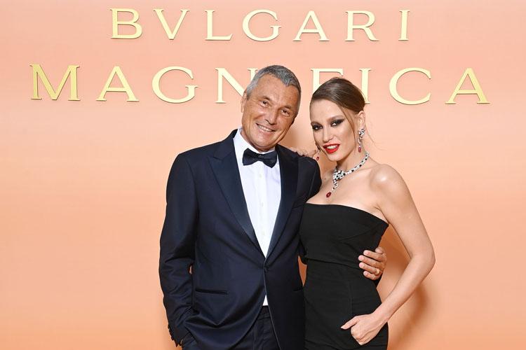 """Bvlgari  """"Magnifica"""" Yüksek Mücevhercilik Koleksiyonunu Milano'da 2 Gün Süren Etkinlikler Eşliğinde Sundu"""