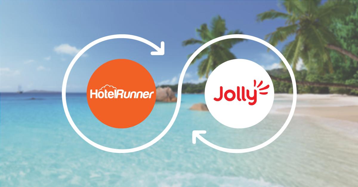 HotelRunner Ve Jolly'den Stratejik İş Birliği