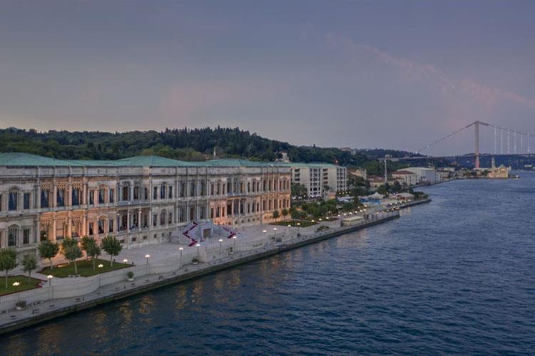"""Çırağan Palace Kempinski, Travel + Leisure'ın """"Dünyanın En İyi 500 Oteli"""" Listesinde"""