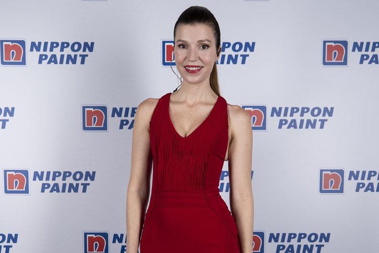 Ünlü Oyuncu Selma Ergeç, Nippon Paint Türkiye Online Lansmanın Moderatörü Oldu