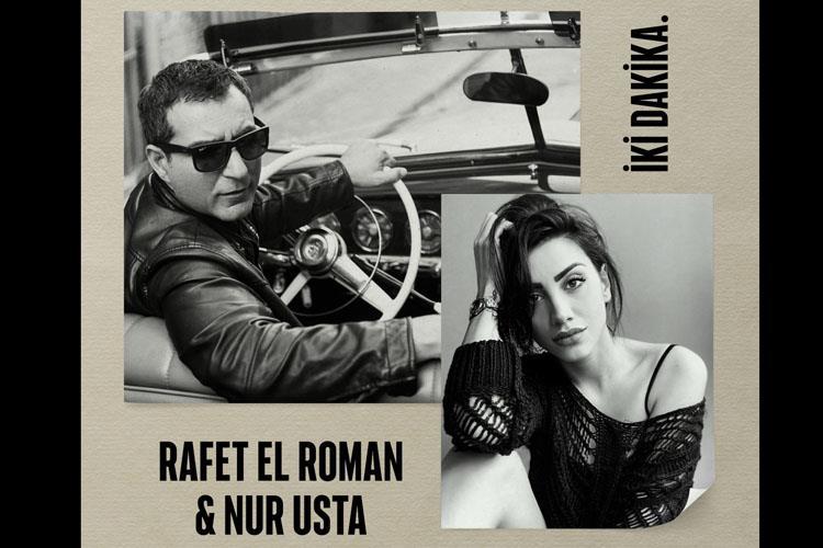 "Rafet El Roman'dan Romantik Balat ""İki Dakika"""