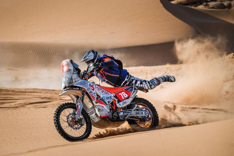 Dakar Rally Tamamlandı, Motul Ekipleri Zirvede Yerini Aldı