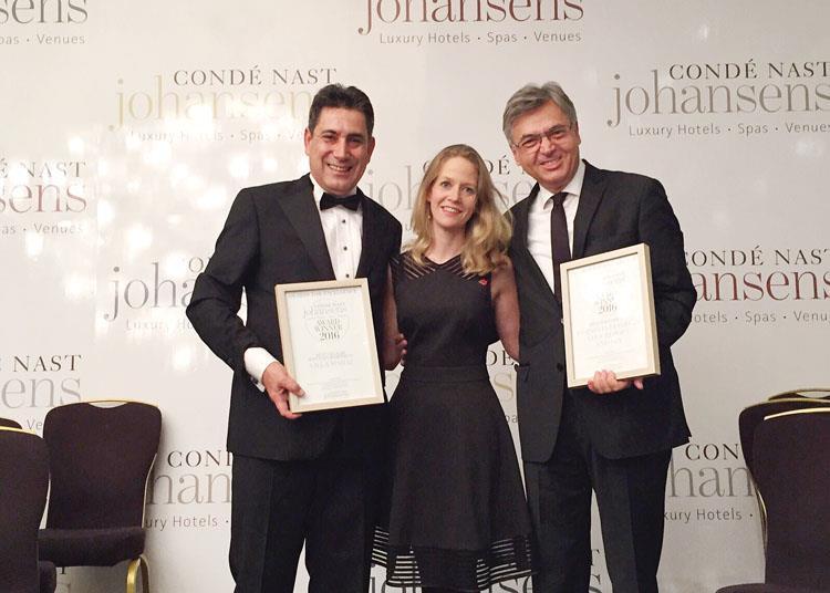 Conde Nast Johansens Tarafından 'Best For Families' Ödülüyle Onurlandırıldı